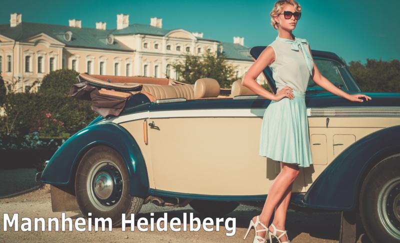 Oldtimer selbst fahren Heidelberg